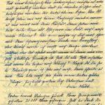 Briefe an Walther Huth von seinen Eltern, item 5