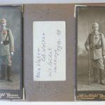 Sammlung Fotos und Feldpostkarten von Sebastian Wolker