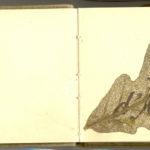 Carnet de croquis, oeuvre de Charles Grauss, item 3