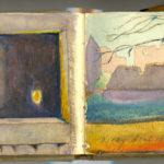 Carnet de croquis, oeuvre de Charles Grauss, item 18
