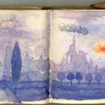 Carnet de croquis, oeuvre de Charles Grauss, item 20