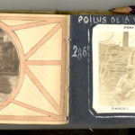 Carnet de croquis, oeuvre de Charles Grauss, item 26