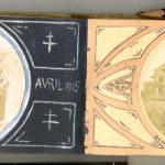 Carnet de croquis, oeuvre de Charles Grauss, item 27