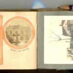 Carnet de croquis, oeuvre de Charles Grauss, item 33