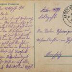 Briefe an Cäcilia Schweiger, Teil 1, item 6