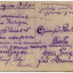 Postkarten aus dem polnischen Gebiet , item 2
