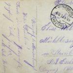 Postkarten an Elise Weber, Teil 3, item 12