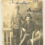 Korrespondenz zwischen Auschwitz und Spital Innsbruck