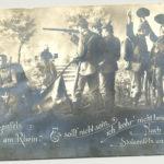 Cartes postales adressées à la famille Schmitt d'Eich, item 8