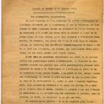 Zeitgenössische Berichte zu Luxemburg im Krieg
