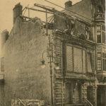 Cartes postales montrant les bombardements de Luxembourg-VIlle, item 2