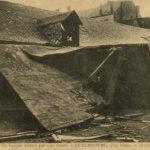 Cartes postales montrant les bombardements de Luxembourg-VIlle, item 5