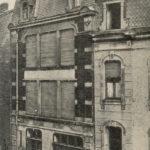 Cartes postales montrant les bombardements de Luxembourg-VIlle, item 9