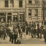 Cartes postales montrant les bombardements de Luxembourg-VIlle, item 10