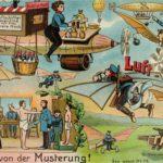 Postkarten an Cäcilia Schweiger, Teil 2