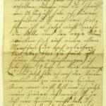Briefe von Hans Stadlbauer an Rosa Stadlbauer