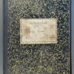 Prisoner of War autograph book