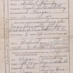 Memorabilia of Michael Staunton, item 3
