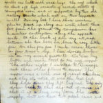 Letters written by Charles Patrick Flanagan, Royal Flying Corps, item 6
