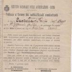 Storia di Giuseppe Castellani, item 10