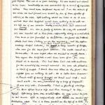 POW diaries - Captain Percival Lowe, item 7