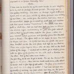 POW diaries - Captain Percival Lowe, item 19