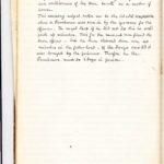 POW diaries - Captain Percival Lowe, item 22