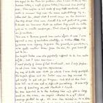 POW diaries - Captain Percival Lowe, item 24