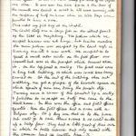POW diaries - Captain Percival Lowe, item 51