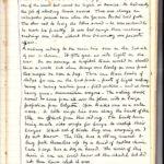 POW diaries - Captain Percival Lowe, item 89