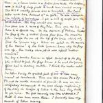 POW diaries - Captain Percival Lowe, item 159