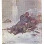 Družina Turk v 1.svetovni vojni