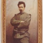 Un pittore bergamasco sul fronte della grande guerra.