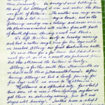 Letters from Thomas Noonan to home from the front