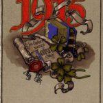 Feldpostkarte - Neujahrsgruß 1915
