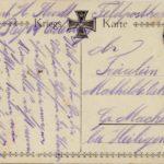 Feldpostkarte - Unterseeboot U9, item 2
