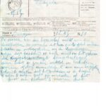 Telegrammen Aug - Okt 1914