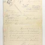 Frontbelevenissen in een brief van 07 mei 1915