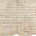 Brief van dokter aan Pharaïlde