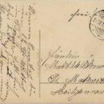 Postkarte - Ostergrüße zu Weihnachten, item 2