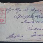 Samuel Bodger, gunner RGA, item 3