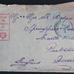 Samuel Bodger, gunner RGA, item 8