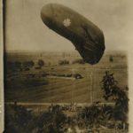 Luftskipperen der deltog i 1. Verdenskrig ved både Øst- og Vestfronten