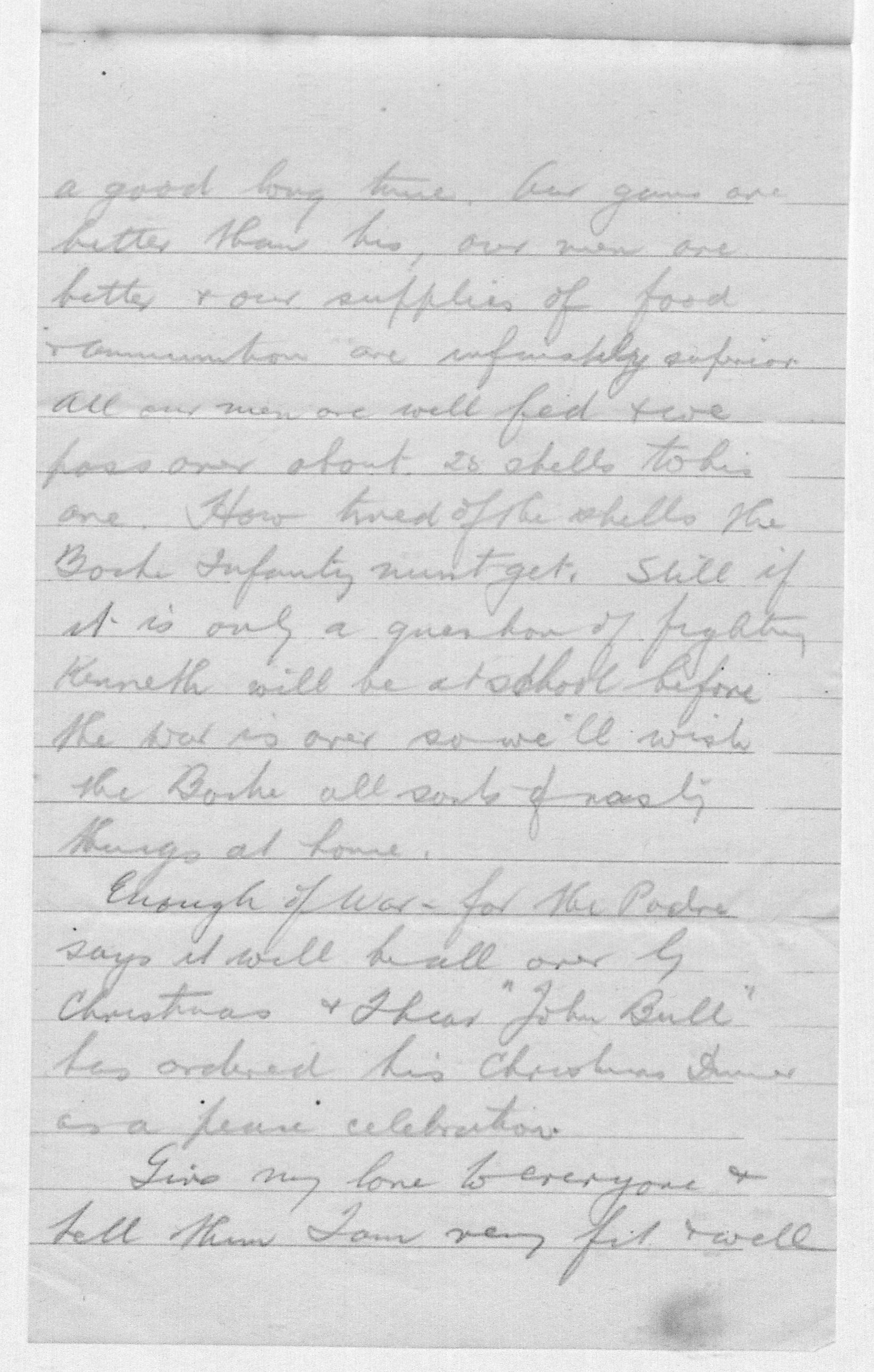 captain major harold ward correspondence item 517 transcribathon
