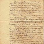 Pismo Antonije Albreht