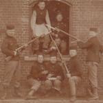 Broers Alix samen in de oorlog