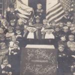 Vlucht/emigratie naar de USA in 1915 familie Wouters