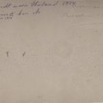 Vlucht naar Holland Kerst 1914, item 2