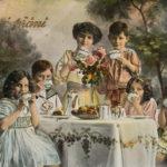 Ricordi della famiglia Cretti