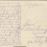 Feldpostkarten der Familie Stromeyer, item 2